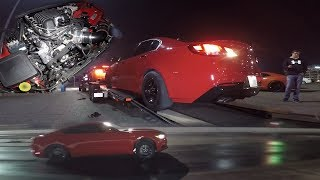 Download Setting 2 World Records, then Fighting the Track Owners!! Video