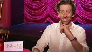 Download Simon Helberg Talks 'Florence Foster Jenkins' Movie and His Own Dreadful Talents Video