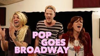Download POP GOES BROADWAY ″Blank Space/Jealous/Break Free″ (feat. Shoshana Bean) Video
