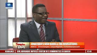 Download 2015 Election: ''Jonathan Shot Himself In The Leg'' Ugbechie Explains Video