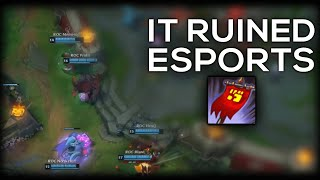 Download How This ONE Thing Single-Handedly Ruined Competitive League of Legends Video