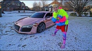 Download SUPERCAR VS SNOW!! Video