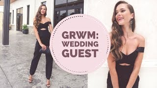 Download Get Ready With Me | Wedding guest | Hair, Makeup, Outfit Video