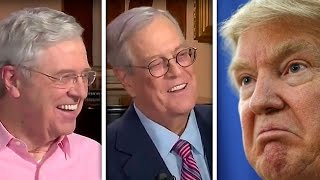 Download Koch Brothers Sabotage Trump's Big Plans Video