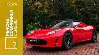 Download Tesla Roadster   Perchè comprarla... CLASSIC Video