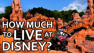 Download What Does a YEAR at Disney World Cost? Video