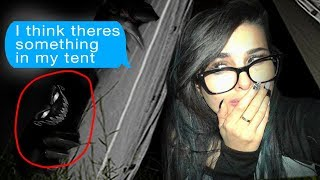 Download CREEPY TEXT MESSAGE CAMPING STORY Video