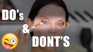 Download DO'S & DONT'S | Best Eyeshadow Tips Video