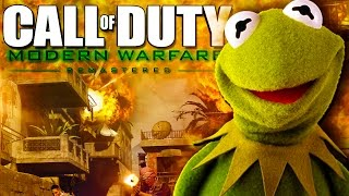 Download KERMIT MEMES! - Call of Duty Modern Warfare Remastered! Video