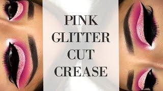 Download Pink Glitter Cut Crease Video