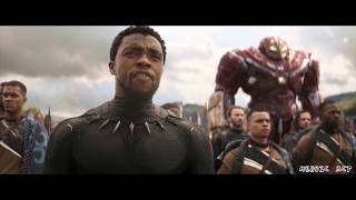 Download Thor chegando em Wakanda | Dublado HD | Vingadores: Guerra Infinita (2018) Video