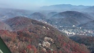 Download National Guard Takes Aerial Look at Tennessee Wildfire Video
