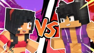 Download Aphmau VS Aaron | Guess Who Video