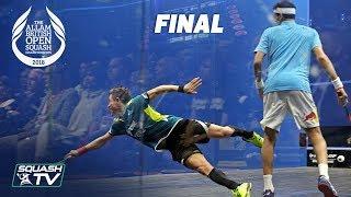 Download Squash: Mo.ElShorbagy v Rodriguez - Allam British Open 2018 - Final Video
