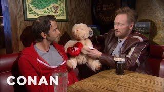 Download Conan & Jordan Schlansky Talk About Love 02/15/11 - CONAN on TBS Video