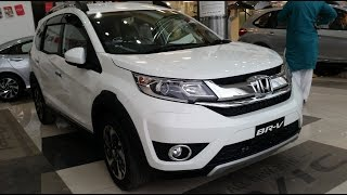 Download All New Honda BRV i-VTEC S 2017 | Complete Review | Pakistan Video