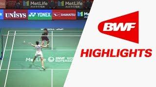 Download Daihatsu Yonex Japan Open 2017 | Badminton QF – Highlights Video