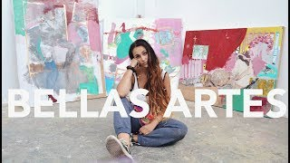 Download MI (MALA?) EXPERIENCIA EN BELLAS ARTES🎨 ¿ME ARREPIENTO?, TOUR, MIS OBRAS... | Carla Abejón Video