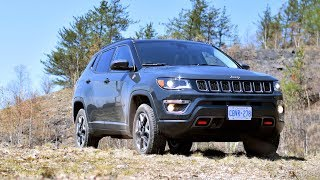 Download 2017 Jeep Compass Trailhawk Video