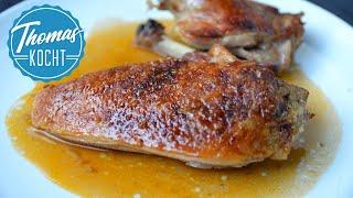Download Knuspriger Entenbraten - einfach vorbereiten / Thomas kocht Video