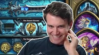 Download (Hearthstone) Defeating The Lich King: Priest and Mage Video