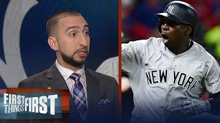 Download Nick Wright: Yankees took advantage of the flawed MLB Playoff structure | FIRST THINGS FIRST Video