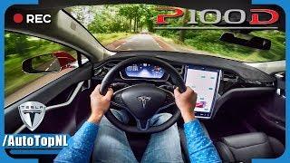Download Tesla Model S P100D LUDICROUS POV Test Drive by AutoTopNL Video