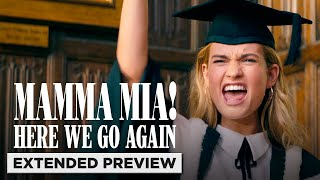 Download Mamma Mia! Here We Go Again | When I Kissed the Teacher + Thank You for the Music Video