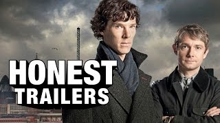 Download Honest Trailers - Sherlock (BBC) Video