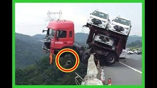 Download 大型トラックの運転技術10連発!高度なテクニックでトレーラーを操る神業師たち Video