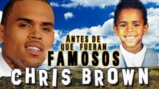 Download CHRIS BROWN - Antes De Que Fueran Famosos - LOOK AT ME NOW Video