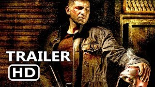 Download Marvel's THE PUNISHER Official Trailer (2017) Netflix, TV Show HD Video