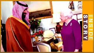 Download Why is Britain rolling out the red carpet for the Saudi Crown Prince? | Inside Story Video