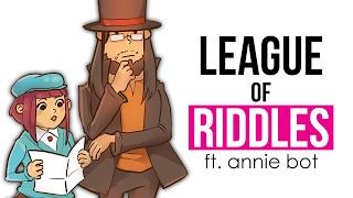 Download Imaqtpie - LEAGUE OF RIDDLES ft. Annie Bot Video