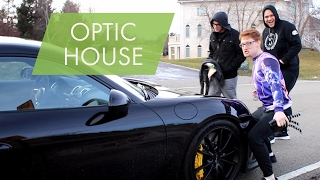 Download OPTIC HOUSE REACTS TO MY NEW CAR!! Video