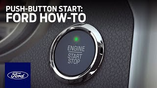 Download Available Intelligent Access with Push-Button Start | Ford How-To | Ford Video