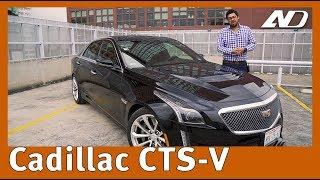 Download Cadillac CTS-V - Sustos que dan gusto Video
