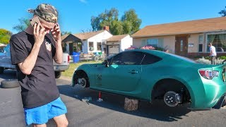 Download someone STOLE my $5,000 wheels... (WTF) Video