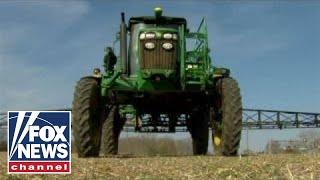 Download Food stamp revamp sparks fight over farm bill Video