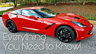 Download The Ultimate C7 Corvette Buyer's Guide! Video