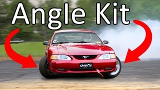 Download How to Install an Angle Kit (Shopping Cart Angle) Video