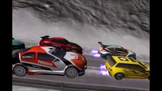Download Winter Snow Car Rally Racing Video