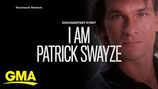 Download Patrick Swayze's widow shares painful secrets about his childhood in new film | GMA Video