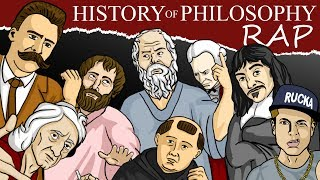 Download History of Philosophy RAP ~ Rucka Rucka Ali Video