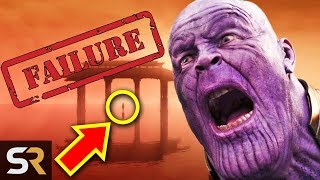 Download Avengers: Endgame Confirms Thanos Failed His Mission Video
