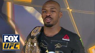 Download Jon Jones speaks after reclaiming his belt | INTERVIEW | UFC 232 Video