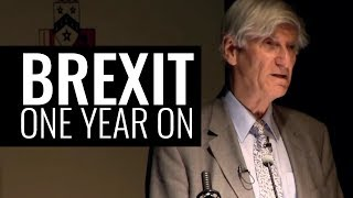 Download Britain and the EU: In or Out - One Year On - Professor Vernon Bogdanor FBA CBE Video