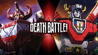 Download Power Rangers VS Voltron | DEATH BATTLE! Video