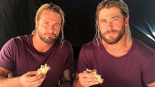Download 10 MARVEL ACTORS WITH THEIR STUNT DOUBLES Video
