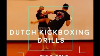 Download 6 of the Best Dutch Kickboxing Drills Video